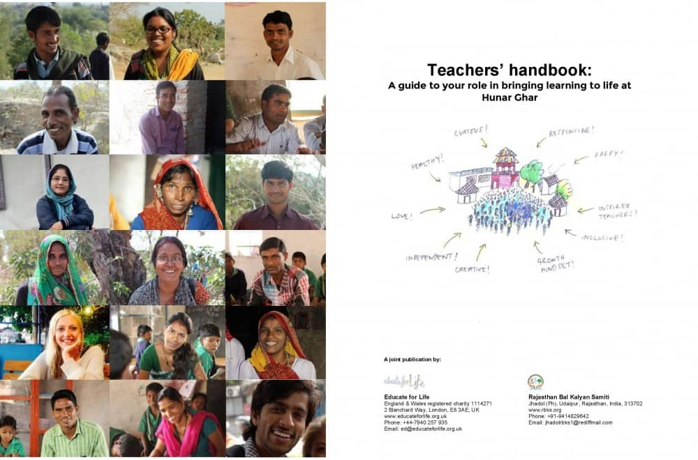 Teachers' Handbook: Achieving high learning outcomes for rural learners